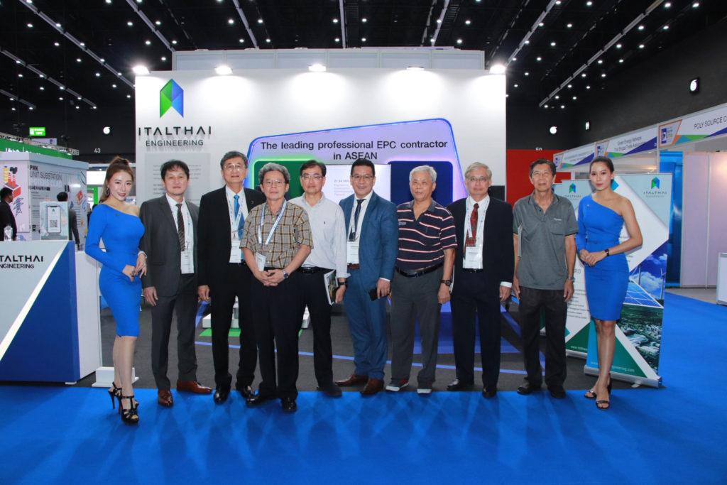 อิตัลไทยวิศวกรรม งาน IEEE PES GTD Grand International Conference and Exposition
